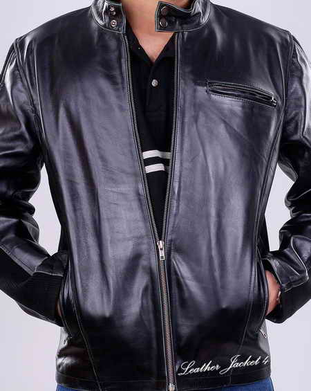 Alaska leather jacket