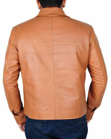 Alden Ehrenreich Beautiful Creatures Leather Jacket