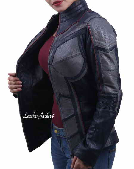 Hope Van Dyne Ant-man And The Wasp Evangeline Lilly Jacket