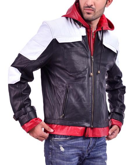 Jason Todd Batman Arkham Knight Red Hood Leather Jacket