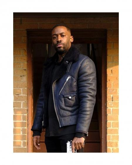 Ashley Thomas 24 Legacy Leather Jacket