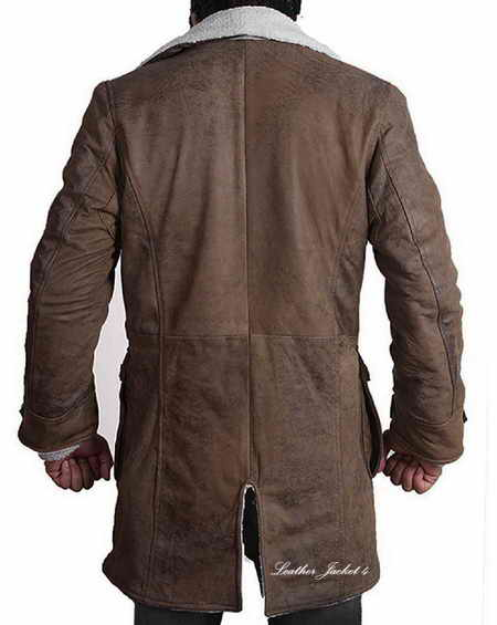 Celebrity Film Batman Dark Knight Rises - Bane Coat