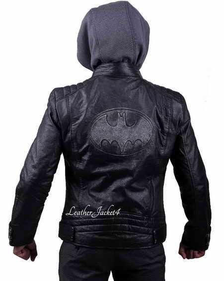 Batman Costume Bruce Wayne Justice League Jacket