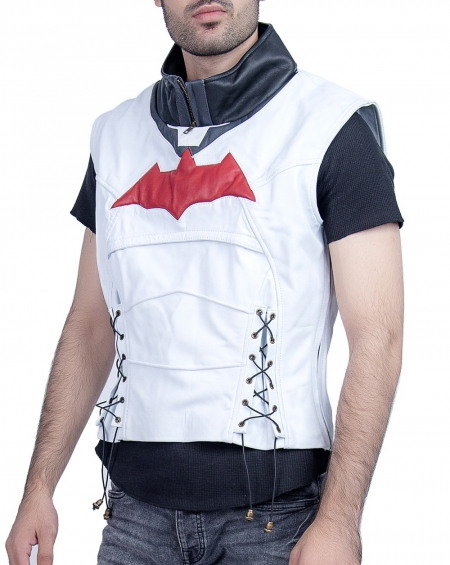 Batman vest | Dark knight batman leather vest