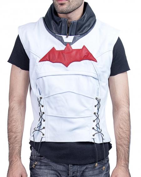 Batman vest | Dark knight batman leather vest