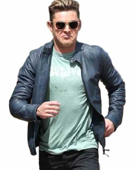 Baywatch Zac Efron Jacket