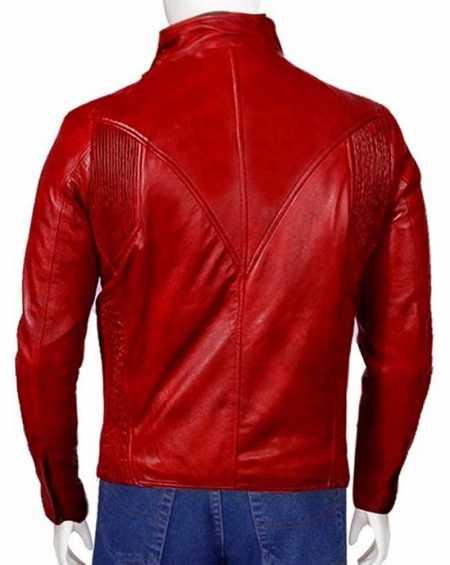 Ben Affleck Daredevil Cosplay Leather Jacket