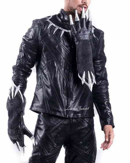 Black Panther Avengers Infinity War Costume