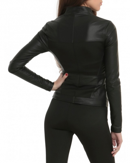 Avengers Age Of Ultron Black Widow Jacket