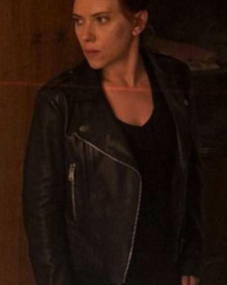 Black Widow Natasha Romanoff Jacket