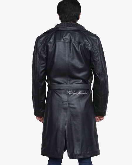 Ryan Gosling Blade Runner Leather Coat