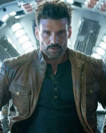 Boss Level Frank Grillo Leather Jacket