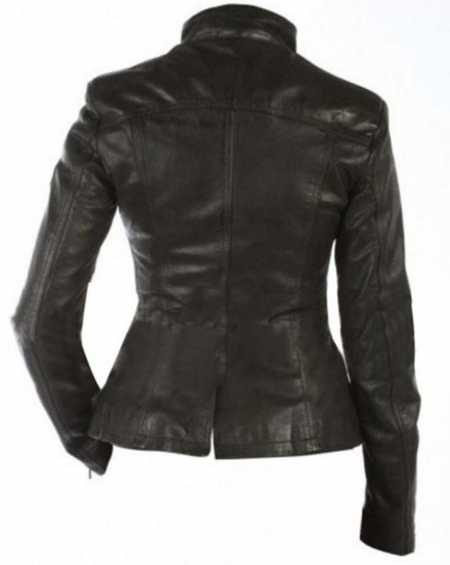 Breaking Dawn Bella Swan Kristen Stewart Leather Jacket