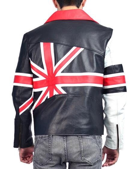 Union Jack Ladies Fitted Jacket
