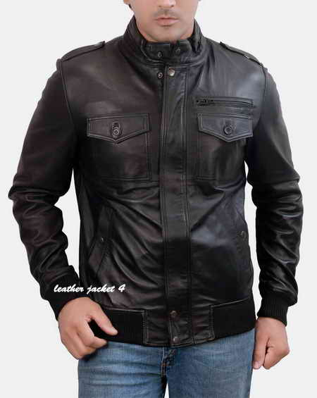 California Leather Jacket