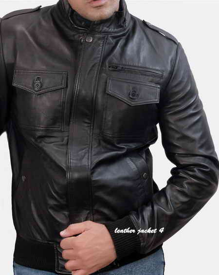 California Leather Jacket