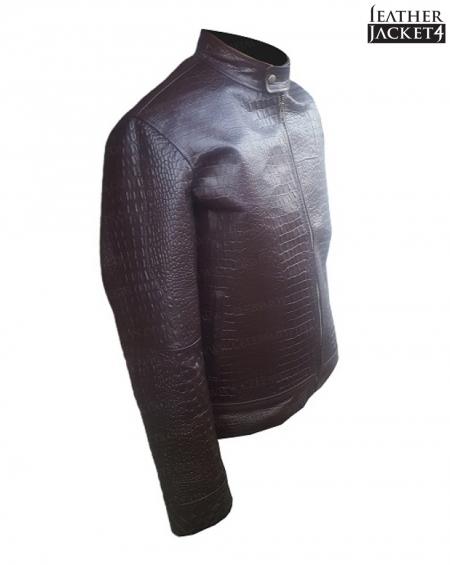 Cassian John Wick 2 Leather Jacket