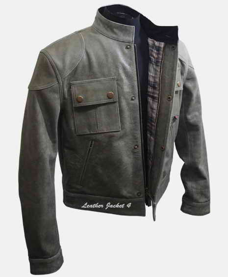 Replica Coonley Leather Jacket