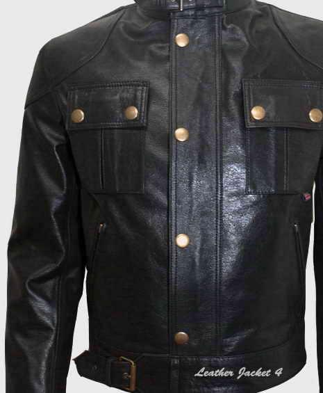 Cougar Legend Leather Jacket