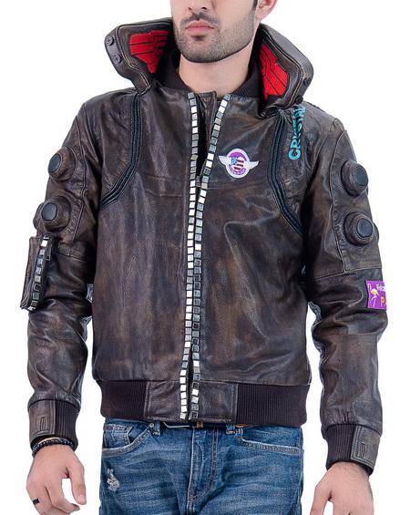 Cyberpunk 2077 Samurai Character V Light-up Jacket