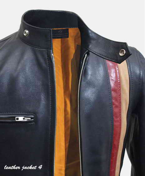 X - Men Cyclops Scott Leather Jacket
