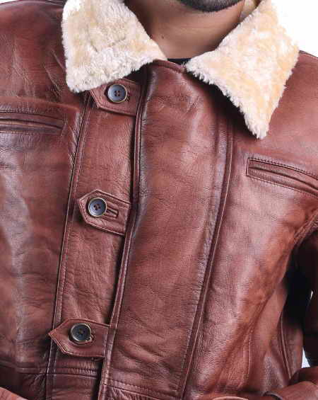 Tom Hardy Bane Coat Dark Knight Rises Brown Leather Trench Coat