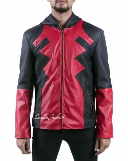Deadpool  Hoodie Jacket