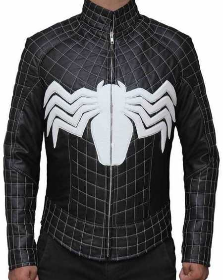 Eddie Brock Venom Cosplay Jacket