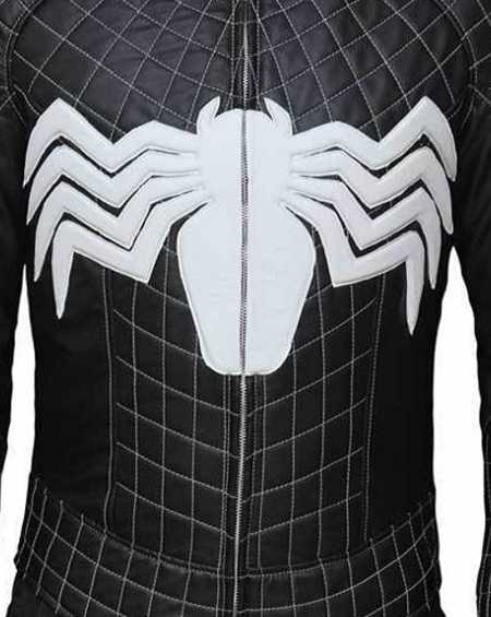 Eddie Brock Venom Cosplay Jacket