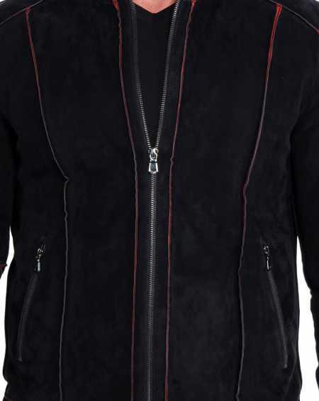Edge Genuine Leather Jacket for Men
