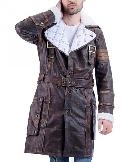 Fallout 4 Elder Maxson Coat