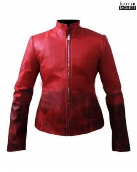 Elizabeth Olsen Scarlet Witch Wanda Maximoff Jacket
