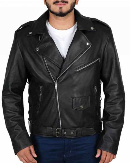 Atom Cats Fallout 4 Cosplay Leather Jacket