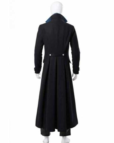 Fantastic Beasts The Crimes of Grindelwald Johnny Depp Coat