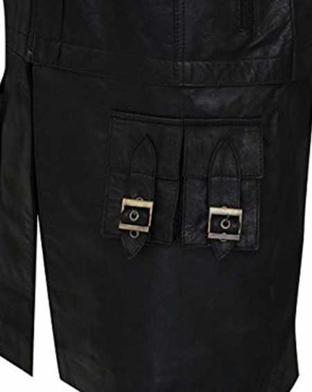 Final Fantasy 15 Noctis Lucis Caelum Leather Jacket
