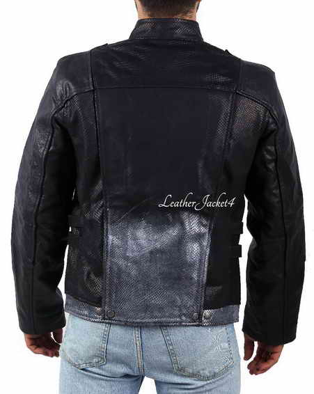New version of Galaxy - Star lord jacket in Black color