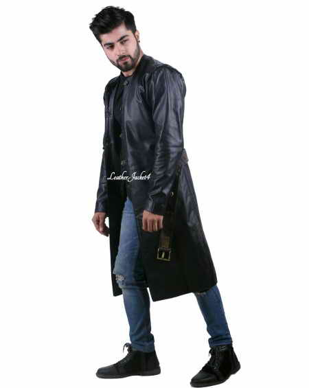 Game Of Thrones Jaime Lannister Leather Coat Jacket
