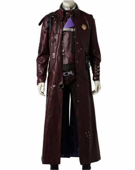 Guardians of The Galaxy Yondu Trench Coat