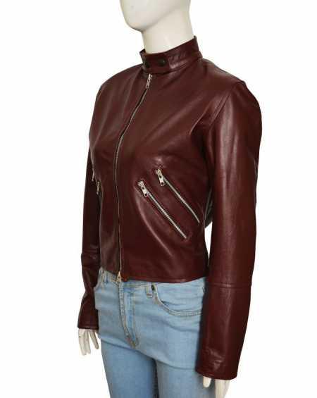 Jack Reacher 2 Cobie Smulders Jacket