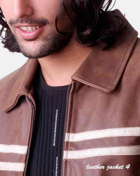 Jaguar Leather Jacket