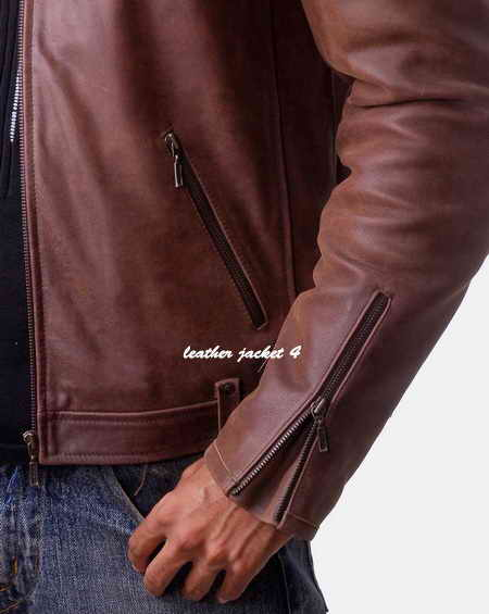 Jaguar Leather Jacket