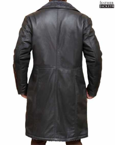 Jai Courtney Suicide Squad Captain Boomerang Coat
