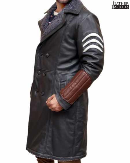 Jai Courtney Suicide Squad Captain Boomerang Coat