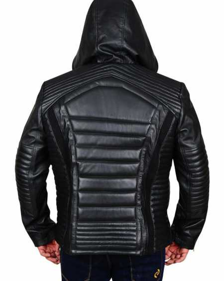 Jamie Campbell Bower The Mortal Instruments Hoodie Jacket