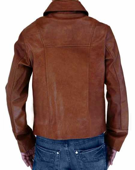 Joseph Gordon-Levitt Inception Leather Jacket