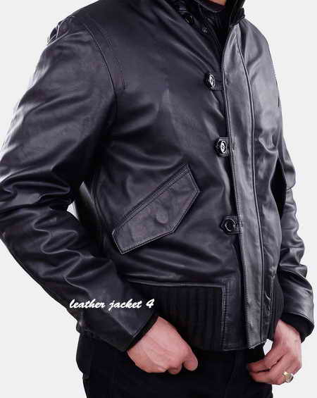 Elegant and Stylish leather jacket
