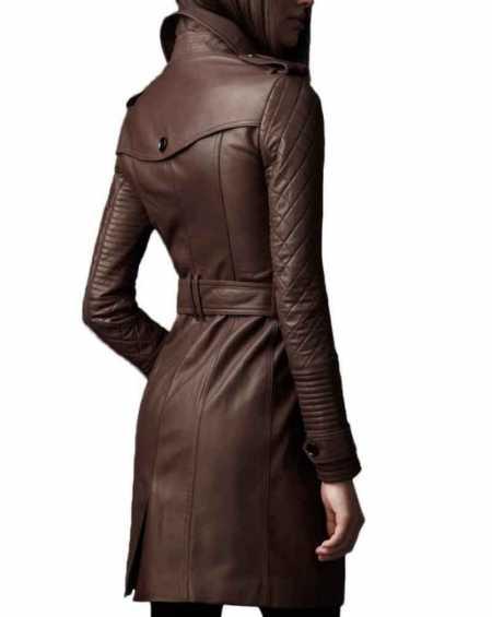 Kate Beckett Castle Stana Katic Long Coat