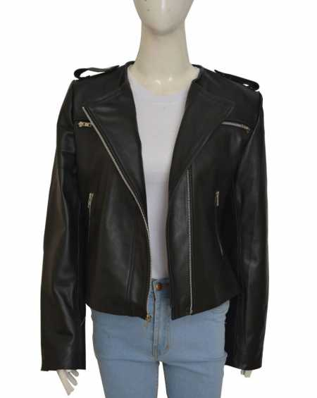 Lizzy Caplan Now You See Me 2 Lula Jacket
