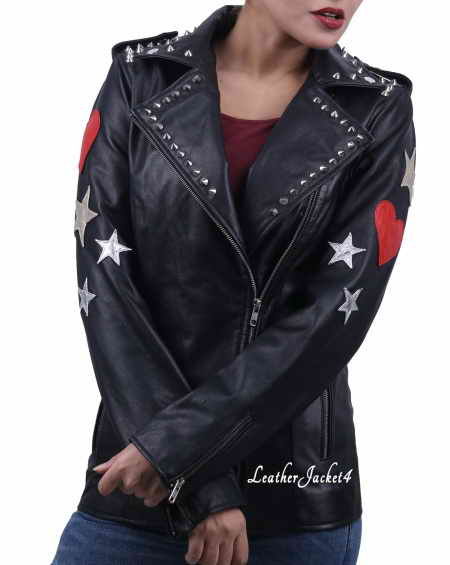 Love Biker jacket