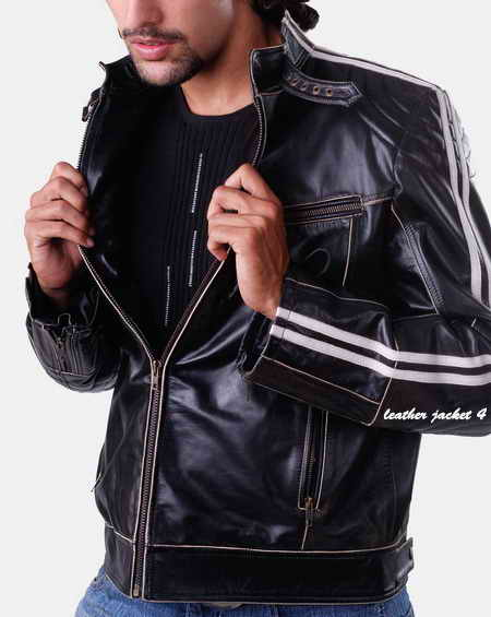 Minnetosa leather jacket